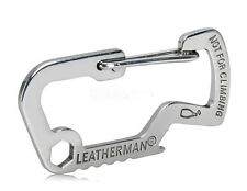 2pcs Leatherman Carabiner Cap Lifter Hex Driver & Bottle Opener Keychain Tool