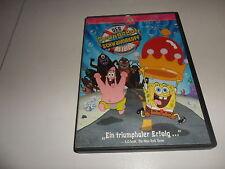 DVD   Der SpongeBob Schwammkopf Film