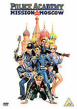 Police Academy, No. 7: Mission Moscow [DVD], Excellent DVD, Richard Israel, Clai