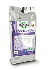 CROCCHETTE mangime ATLETIC DOG, CERVO E PATATE da 15kg necon MANTENIMENTO
