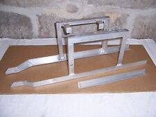 Kofferträger aus Aluminium XT 600 1VJ Tenere für Wüste Afrika Sahara etc. Koffer