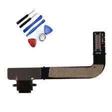 Connecteur de charge Charging Port Flex Cable Noir A1460 iPad 4 + Outils