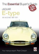 The Essential Buyer's Guide Ser.: Jaguar E-Type : 3. 8 and 4. 2 Litre by...