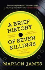 A Brief History of Seven Killings by Marlon James (Paperback, 2015)