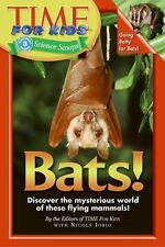 Time For Kids: Bats! (Time for Kids Science Scoops)