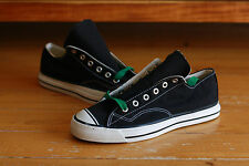 Vintage Pro Keds Royal P Lo Cut Canvas Converse Shoes 8 9 Made in Colombia 80s
