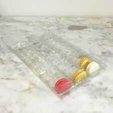 Clear Macaron Blister Box for 24 Macarons($2.2 each) - Pack of 20 Boxes