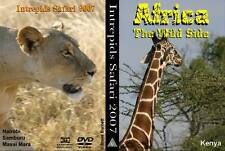 Africa, The Wild Side Safari (Double DVD) (NEW)