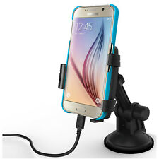 For Samsung Phones; Universal Vehicle Charging Dock Fits with Slim Case