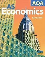 AQA AS Economics: Textbook by Ray Powell (Paperback)