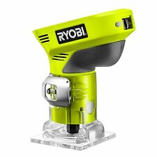 Ryobi ONE+ CORDLESS TRIM ROUTER 18V - Skin Only R18TR0 Adjustable Base JP Brand