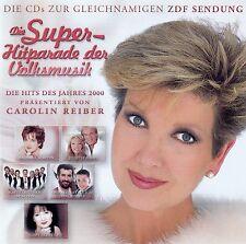 La super-parade della musica popolare-i successi dell'anno 2000/2 CD-Set