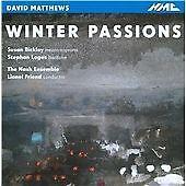 DAVID MATTHEWS - WINTER PAS NEW & SEALED