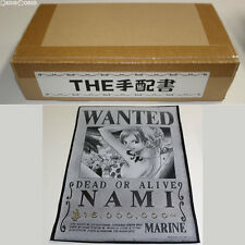 [USED] Ori Art The Wanted Poster 06 Nami One Piece Toy BANDAI Japan