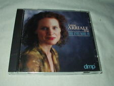 LYNNE ARRIALE TRIO The Eyes Have It  (1994) CD Jazz Piano  dmp