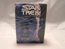 STAR TREK CCG 2E, SECOND EDITION SHINZON STARTER DECK