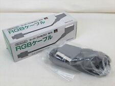 Nintendo Super Famicom Official RGB Cable Brand new Boxed SHVC-010 Japan 1299
