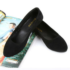 Womens Flats shoes Ladies Suede Leather loafers Casual Oxfords Pregnant Shoe New
