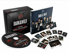 BTS 1st Album DARK & WILD Vol 1: CD +Photobok+PhotoCard+PostCard+GiftPhoto bts