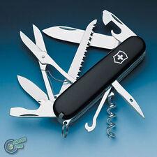 1.3713.3 35825 VICTORINOX Swiss Army Knife Huntsman Black
