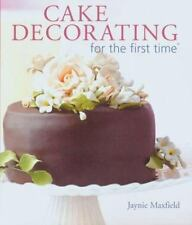 Cake Decorating for the first time-ExLibrary