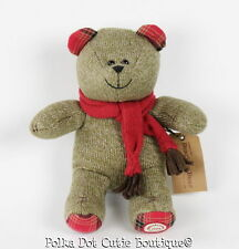 Starbucks Coffee 88th Edition Bearista Teddy Bear Holiday 2009 with tags