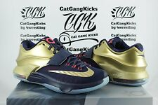 DS Nike KD VII 7 PRM Olympic Gold Medal USA Premium Kevin Durant 706848 476 9.5