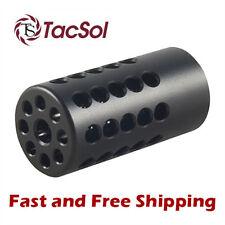 Tactical Solutions Pac-Lite .22 LR Pistol Compensator/Muzzle Brake -Matte Black