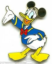 WDW/DLR Golden Ear Hat Collection: Donald Duck Pin