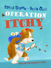 Operation Itchy, Jeanne Willis