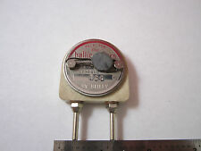 VINTAGE HALLICRAFTERS QUARTZ CRYSTAL 465 KC FREQUENCY STANDARD BLILEY BIN#17