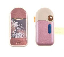 COVER HOUSING COMPATIBILE per NOKIA 7370 7373 ROSA CON TASTIERA