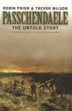 Passchendaele: The Untold Story (Yale Nota Bene), Good Condition Book, Trevor Wi
