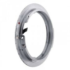 Nikon AI Lens To Canon EOS EF Mount Adapter Ring UK Seller