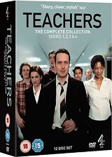TEACHERS COMPLETE SERIES 1-4 DVD BOX SET 2 3 NEW SEALED