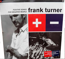 FRANK TURNER LP Positive Songs For Negative People Vinyl NEW Sealed In stock