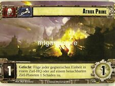 Warhammer 40000 Conquest LCG - Atrox Prime  #176 - Base Set dt.