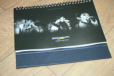 shinee 2011 minho calendar photobook photo book