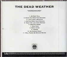 the dead weather limited edition cd jack white white stripes