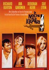 Die Nacht des Leguan **DVD R2** Deutsch Richard Burton