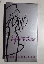 Infinite Dress Vhs Kent Spiegel Instructional Video