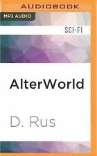 Play to Live: AlterWorld by D. Rus (2016, MP3 CD, Unabridged)