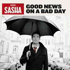 CD*SASHA**GOOD NEWS ON A BAD DAY***NAGELNEU & OVP!!!