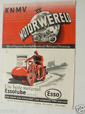 DMW 1948-37,CROSS NORG,HEIDA,JONKERS,GJALTEMA,BRANDS,DICK RENOOY,SIX-DAYS DMF,EY