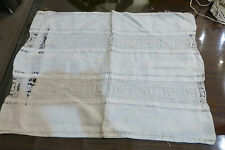 33/ ANCIENNE ENVELOPPE COUSSIN FIL BRODERIE / DENTELLES / MODE / COUTURE