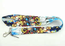 cosplay Anime  Kingdom Hearts Neck Strap Lanyard For Badge Holder Straps Key ID