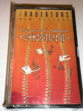 The Radiators CASSETTE NEW Zigzagging Though Ghostland