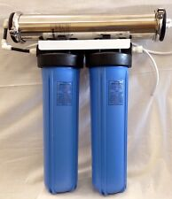 Oceanic Hydroponic Workhorse Reverse Osmosis water filter 1000 Gpd Made in Usa