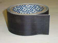 "PSP MARINE SPINNAKER TAPE, BLACK 2"" X 25', BOAT SAIL REPAIR, KITE REPAIR TAPE"