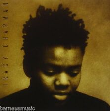 TRACY CHAPMAN (NEW SEALED CD) DEBUT SELF TITLED (FAST CAR / BABY CAN I HOLD YOU)